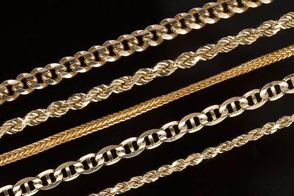 17 Types of Chains