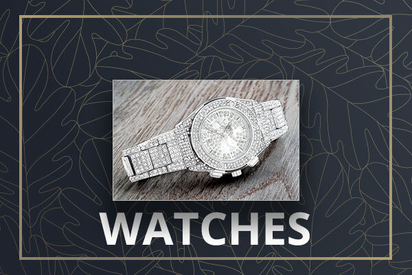 Watches at The Gold & Diamond Room