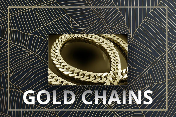 Buy Gold Chains at The Gold & Diamond Room